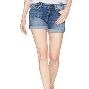 Level 99 Megan Rolled Shorts size 27